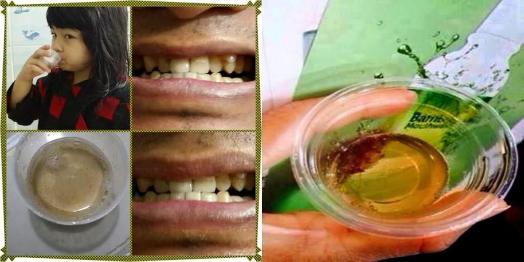 Bamboo-Mouthwash