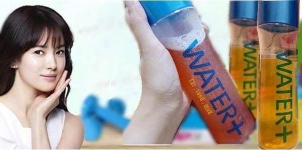 Water Plus Glass