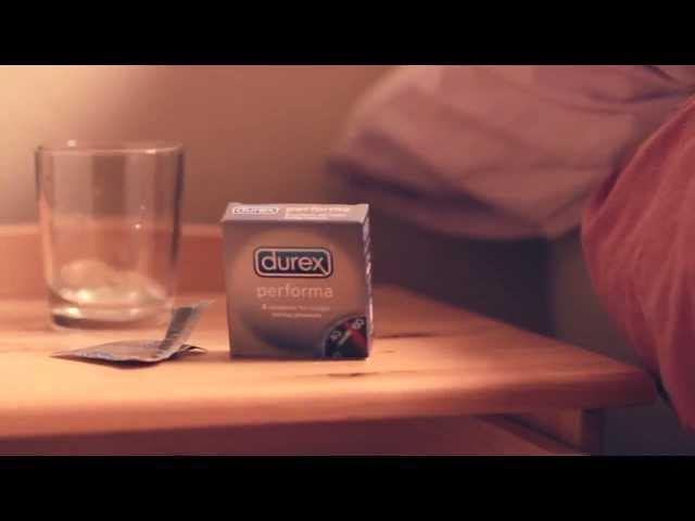 Durex Performa ถุงยางอนามัยดูเร็กซ์