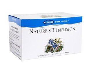 Nature Tea Infusion