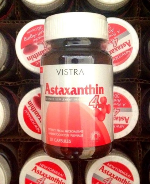 Vistra Astaxanthin