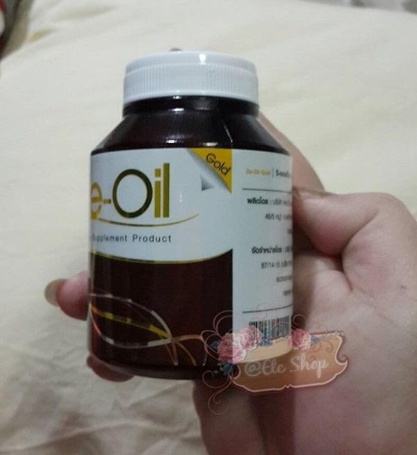 Ze-Oil ซีออยล์ น้ำมันสกัดเย็น 4 สหาย