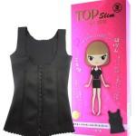 Top Slim S Curve Black