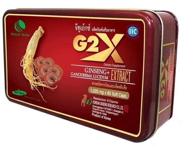 G2X จีทูเอ็กซ์ หลินจือมิน หลินจือแดง