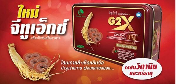 G2X Linhzhimin