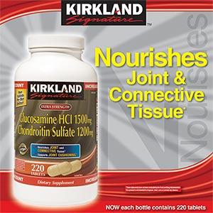 kirkland gluco+chon