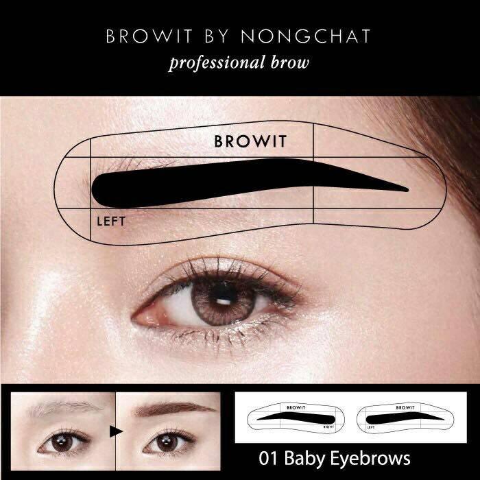 baby eyebrows