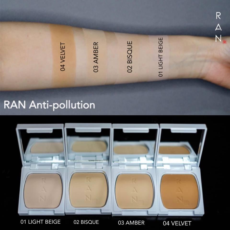 Ran mini Powder SPF 30+ - At-Etcshop.in.th